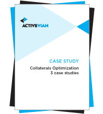 Case Study - Collaterals Optimization - 3 Case studies