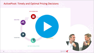 Improve Market Reactivity with Dynamic Pricing