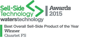 Best Overall Sell-Side Product of the Year