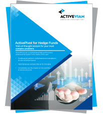 ActivePivot for Hedge Funds